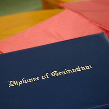 Diplomas & Diploma Covers