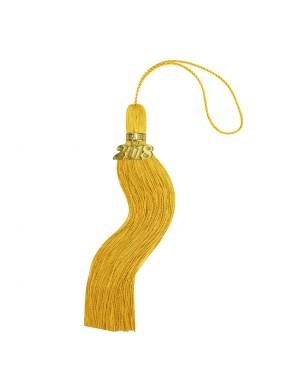 Gold Graduation Jumbo Tassel