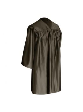 Brown Child Graduation Gown