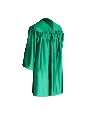 Emerald Green Child Graduation Gown