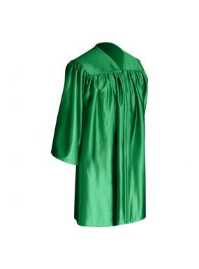 Children's Green Graduation Gown