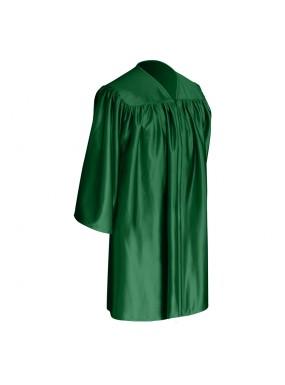 Hunter Green Child Graduation Gown