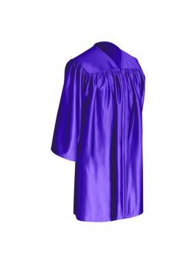 Purple Child Graduation Gown