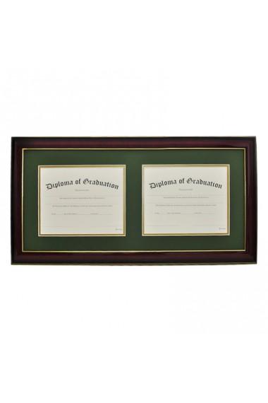 Double Diploma Frame | Multiple Diploma Frame